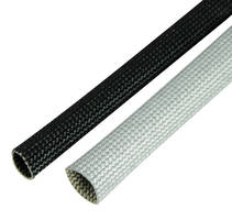 High Temperature Loom protects sensitive wires from solvents.