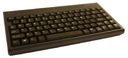 Dust-Proof Keyboard has overall package length of 11.8 in.