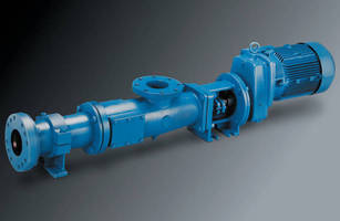 Close-Coupled Pump offers flow rates from 0.38-320 gpm.