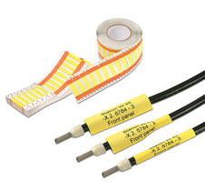 New Heat Shrink Markers and Compact Thermal Printing Machine Solution