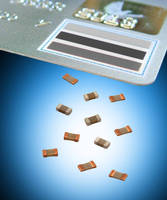 SMT Ceramic Capacitors suit low profile applications.