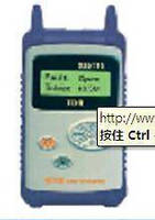 Cable Fault Locator has maximum test range of 1,200 m.