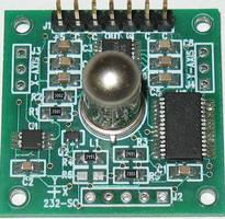 Tilt Sensor Signal Conditioner Boards measure 32 mm in size.