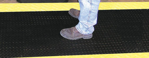 New Matting System Offers More Comfort, Lasts Longer, and Costs Less