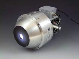 Light Source features uniformity of output within 19 mm dia.
