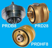 "Miniature Manifold Mount Style Pressure Regulators ""PRDB8"", ""PRD28"" and ""PRDHF8"""