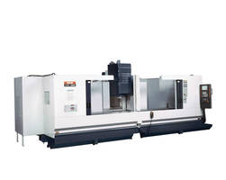 Machining Center produces long or heavy workpieces.