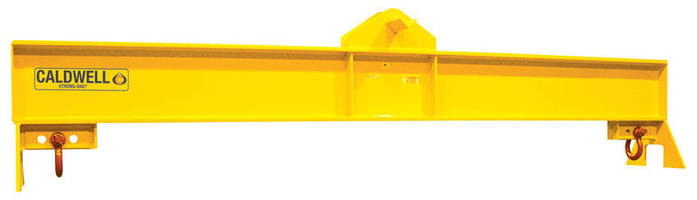High Capacity Lifting Beams meet current ASME standards.