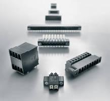 PCB Connectors have 3.81 mm pitch.