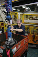 Company Improves Productivity and Reduces Injuries with Gorbel Easy Arm