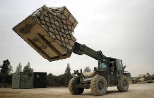 JLG Awarded $33.7 Million Contract for ATLAS II Telehandlers from U.S. Army