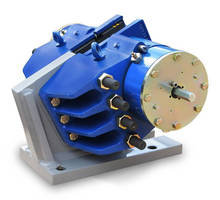 Fail-to-Safe Disc Brake Calipers target mining industry.