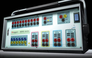 Test Set supports IEC 61850 for protective relay testing.
