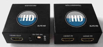 Cat5E to HDMI Converter is HDMI 1.3 and HDCP compliant.