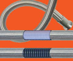 Hose Assemblies bend around sharp corners without cracking..