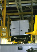 George Koch and Excel Automation Partnership Delivers an Integrated Handling and Finishing System for Ford Transit Underbody Protection
