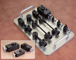 Workholding Supports & Locating Stops Build Custom Fixture Economies