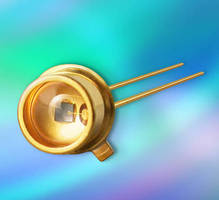Selective Wavelength Photodiode operates in 380-540 nm.