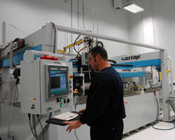 Michael Waltrip Racing Increases Waterjet Productivity 35%, Cuts Costs 30% with Jet Edge's 90,000 PSI X-Stream Intensifier Pump