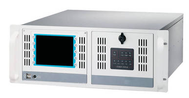 Industrial Panel PC comes with 5.7 in. VGA TFT LCD.