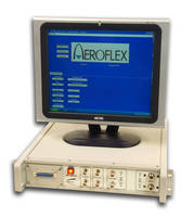 Aeroflex IFF-45TS Avionics Test Set Receives AIMS Certification