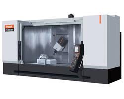 Vertical Machining Center offers flexible operation.
