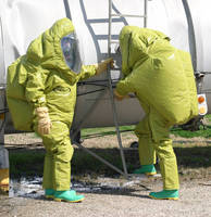 United States Air Force Chooses ONESuit® Gard Hazmat Suits for Personnel in Iraq