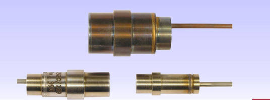 Displacement Transducers operate in high radiation areas.