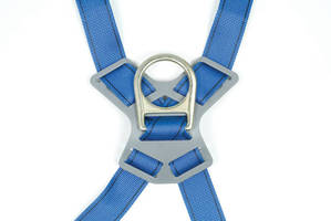 MSA Custom Gravity(TM) Harness Now Offers Adjustable Y Back D-Locator Pad
