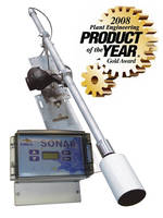 Hawk Measurement's ORCA Sonar Receives Product of the Year Gold Award from Plant Engineering Magazine