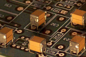 Multilayer Ceramic Chip Capacitors are rated for 25-1,000 V.