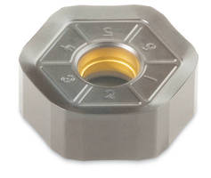 Indexable Insert Grades are designed for dry milling.