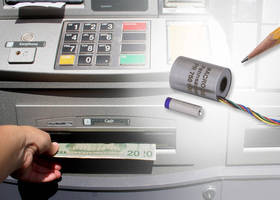 Macro Sensor LVDTs Ensure Proper Currency Dispensing in ATM Machines