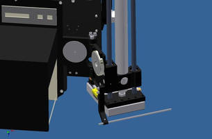 Label Printer is offered with tamp application module.