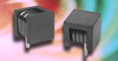 Power Inductor offers inductance values from 0.36-1.30 µH.