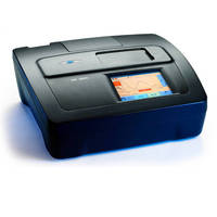 Spectrophotometer performs high-speed wavelength scanning.