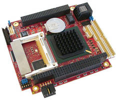 SBC features AMD Geode LX 800 processor.