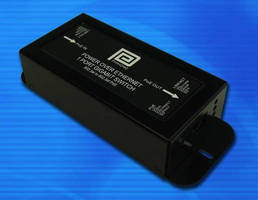 Single-Port Extender doubles cabling reach for PoE.