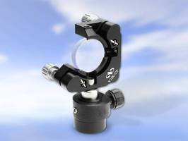 Mirror Mount is designed for research and OEM applications.