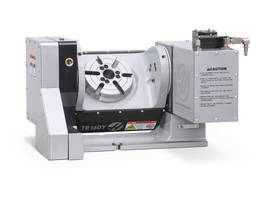 Rotary Table offers 5-axis machining capabilities.