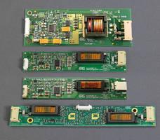 DC/AC Inverters suit CCFL-backlit LCD applications.