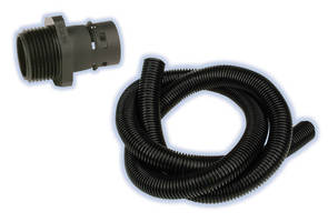 Liquid Tight Fittings and Tubing are corrosion resistant.