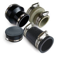 Matco-Norca Offers a Full Line of Durable, Code Compliant Flexible Rubber Couplings