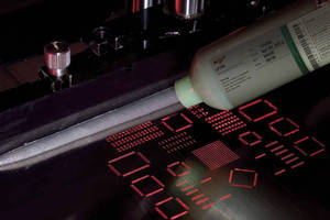 Solder Paste is lead and halide free.