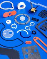 Miniature Plastic Components Feature Intricate Shapes & Precise Details