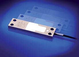 Strain Transducer suits process monitoring applications.