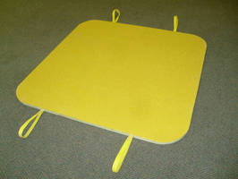 Crane Outrigger Pad can hold up to 125,000 lb.