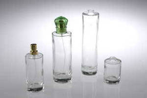 Glass Bottles are offered with crimp or threaded finishes.