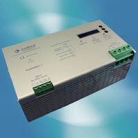 Switching Power Supply features universal auto-ranging input.