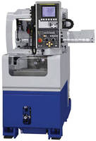 Turning Center is designed for hard turning of small parts.
